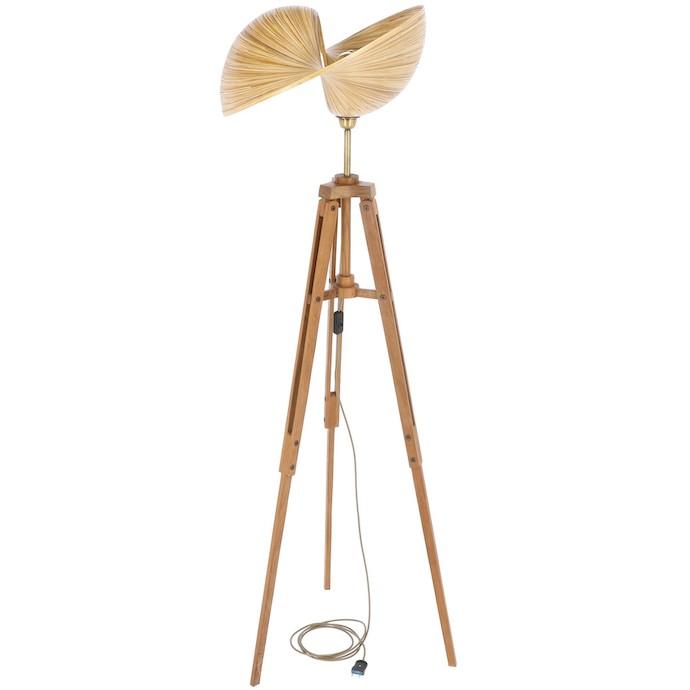 Profil-stojaci-teakova-bambusová-lampa-bamboo-50-cm-obrazek