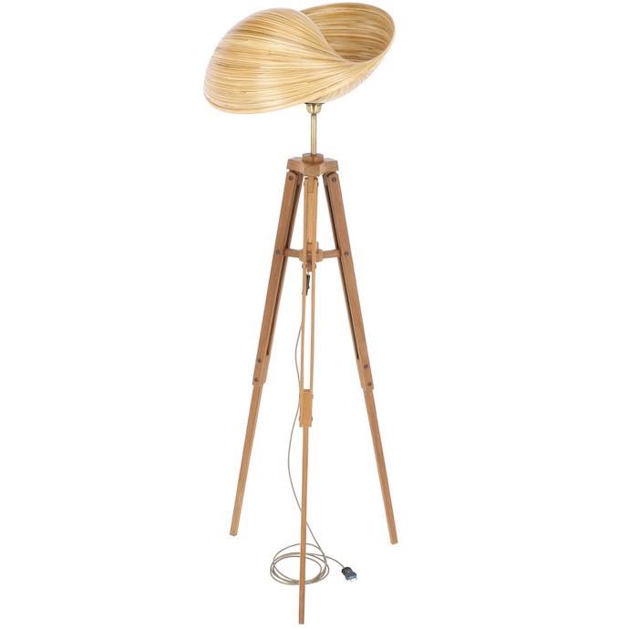 Stojaci-teakova-bambusova-lampa-bamboo-50-cm-obrazek