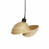 ampada-a-sospensione-bamboo-25cm