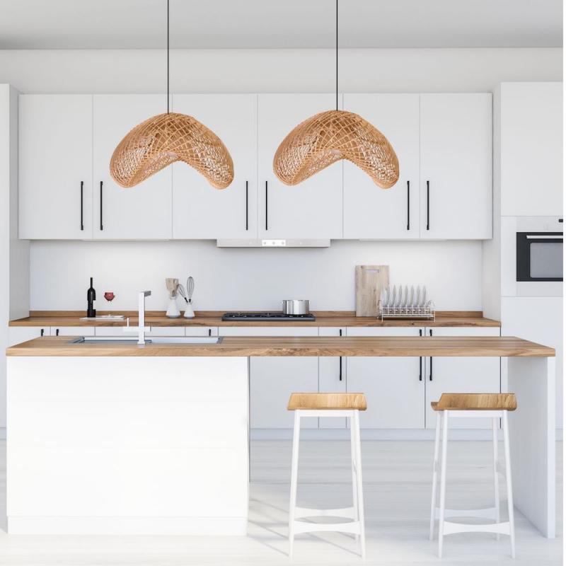 illuminazione-in-rattan-rattoo-40cm-sopra-il-tavolo-della-cucin